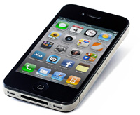 Apple iPhone 4 genomen door Ralf Roletschek