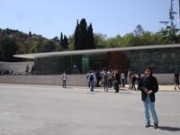 Barcelona Paviljoen van Ludwig Mies van der Rohe