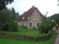 Pension in Friesland