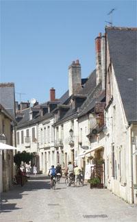 Op vakantie in Azay-le-Rideau